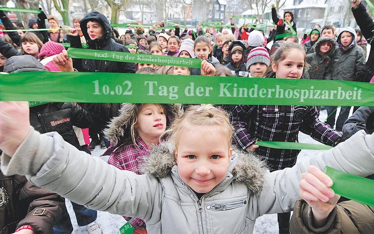 BVHI spendet für den Deutschen Kinderhospizverein