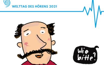 WHO World Report on Hearing – 10 Millionen Menschen in Deutschland halten ihr Hörvermögen für gemindert