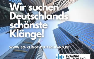 """Deutschland hörend entdecken: BVHI launcht Initiative """"So klingt Deutschland!"""""""